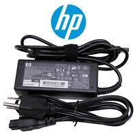 Hp Envy Dv7 Dv7t Laptop 65w 18.5v Ac Adapter Power Supply Original Charger