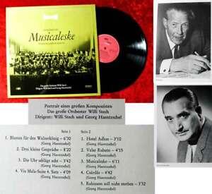 LP-Willi-Stech-Musicaleske-Portrait-des-Komponisten-Georg-Haentzschel-1969