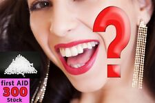PLOMBE provisorische Zahn Reparatur DIY Füllung SOS 300 St. Granulat Fix NEU