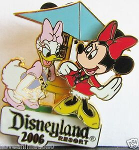 Disney-DLR-Trading-Nights-Daisy-Mouse-Minnie-Mouse-Artist-Proof-AP-Pin