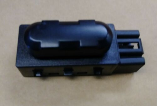 Front Power Seat Track Adjuster Control Switch /& Black Knob Button OEM Ford GM