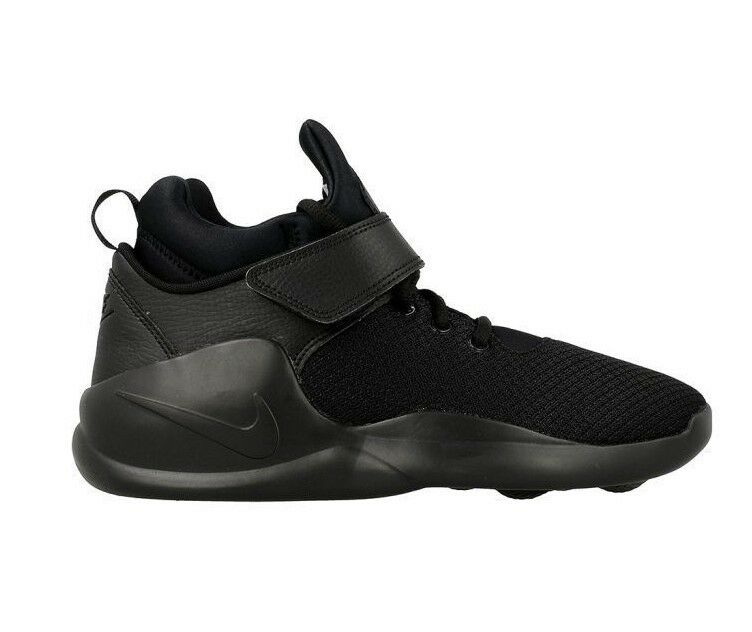 Nike Kwazi GS Baskets Baskets-Triple Noir - 845075 002-UE 39, 40-UK 6-