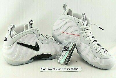 42431c7058960 Nike Air Foamposite Pro as QS Vast Grey Black Ao0817 001 Men s Size ...