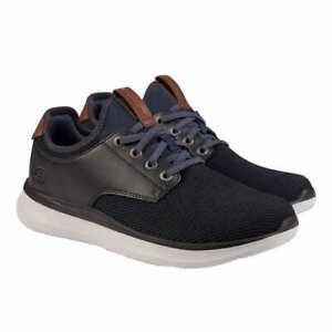 Sneakers Shoes 58817 NAVY/BLACK