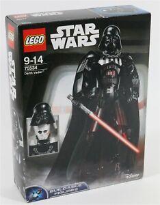 NEU-Lego-Star-Wars-75534-Darth-Vader-aufbaubarer-Figur-Set-OVP