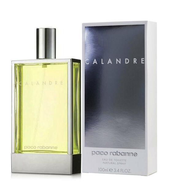 Calandre by Paco Rabanne for Women 100ml Eau de Toilette Spray