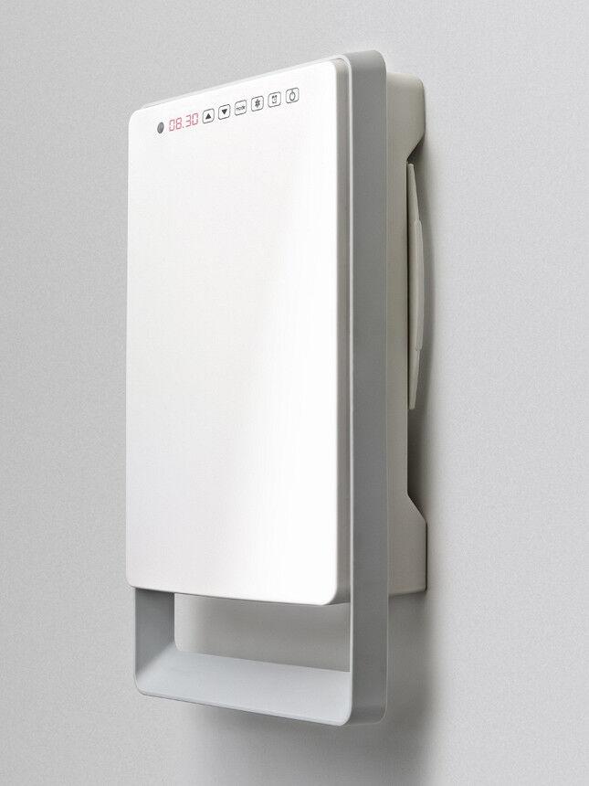 NuVision-Air - BATHROOM DIGITAL FAN HEATER HEATER HEATER - TOUCH TECHNOLOGY a8fe9a