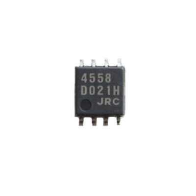 10PCS JRC NJM4558M JRC4558 SOP-8 IC NEW