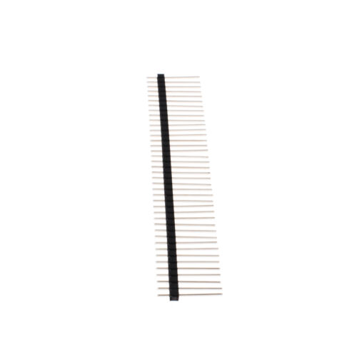 Pin Header 4//6//40Pin 2.0//2.54mm 11-20mm Long single row Male//Female Breakable