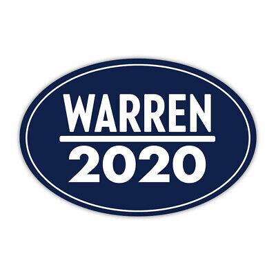 Pete Buttigieg 2020 Oval Political Campaign Magnet Magnetic Bumper Sticker