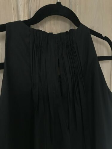 Scotlant Cotton Black Pringle Condition 12 Sleevless Of Dress Size Great w4I5x5qBnU