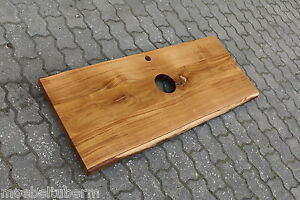 waschbecken platte holz wohn design. Black Bedroom Furniture Sets. Home Design Ideas