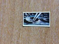 trade card space mysteries no 20 barratt t2-1