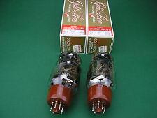 KT66 Genalex GOLD LION matched Pair = 2 Röhren / Tubes -> Röhrenverstärker