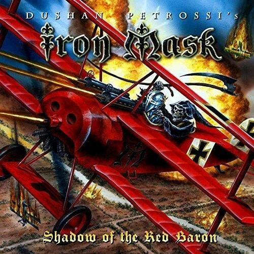 Iron Mask - Shadow of the Red Baron [New CD] Reissue