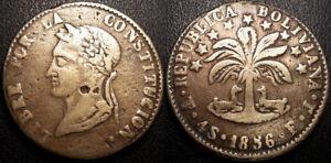 Bolivie-Republique-4-soles-1856-PTS-FJ-KM-123-2
