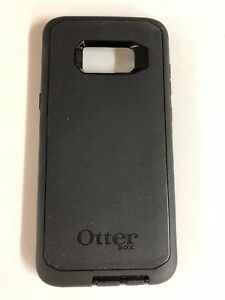 wholesale dealer 71ebd bf049 Details about OtterBox Defender Series Case Cover For Samsung Galaxy S8+  Plus Black No Holster