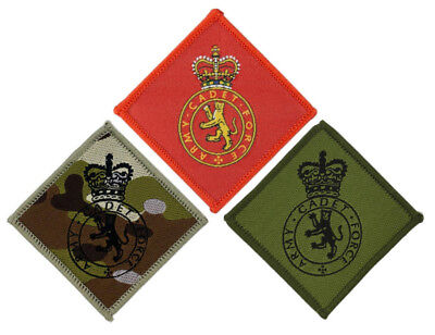 ACF Army Cadet Force Adult CFAV TRF in Olive