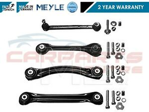 Details about FOR MERCEDES E CLASS W124 S124 REAR AXLE LOWER UPPER CONTROL  ARM ARMS SET MEYLE