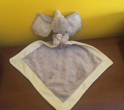 Walt Disney-dumbo-doudou-fazzoletto-copertina-coperta Baby Neonato-pelouche-ban1
