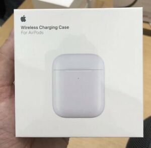 New 2019 Apple Airpods 1 2 Wireless Charging Case 1st Gen 2nd