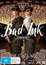 Bad Ink: Season 1  - DVD - NEW Region 4