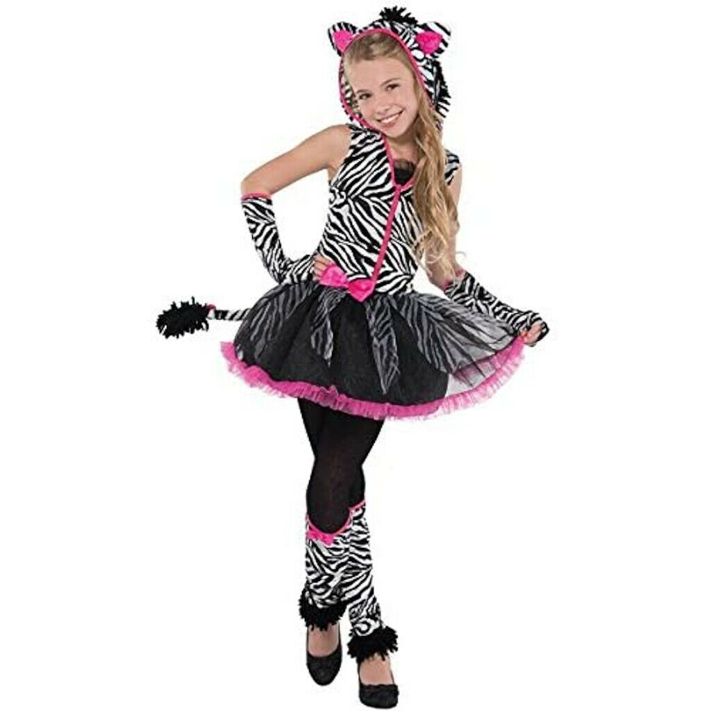 Childs Barbie Power Princess Fancy Dress Costume Party (3-5 Years)