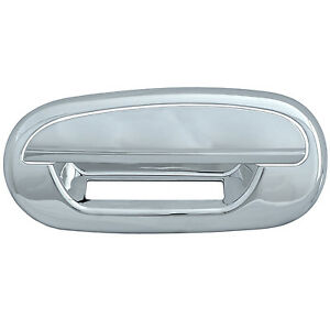 AAL For FORD F-150 1997-2003 CHROME COVERS SET 2 Mirror Cap /& 2 Door Handle
