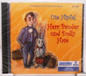 Ute-Hipfel-2-CD-Herr-Pander-und-Dolly-Hase-Hoerbuch-fuer-Kinder-ab-8-Jahren