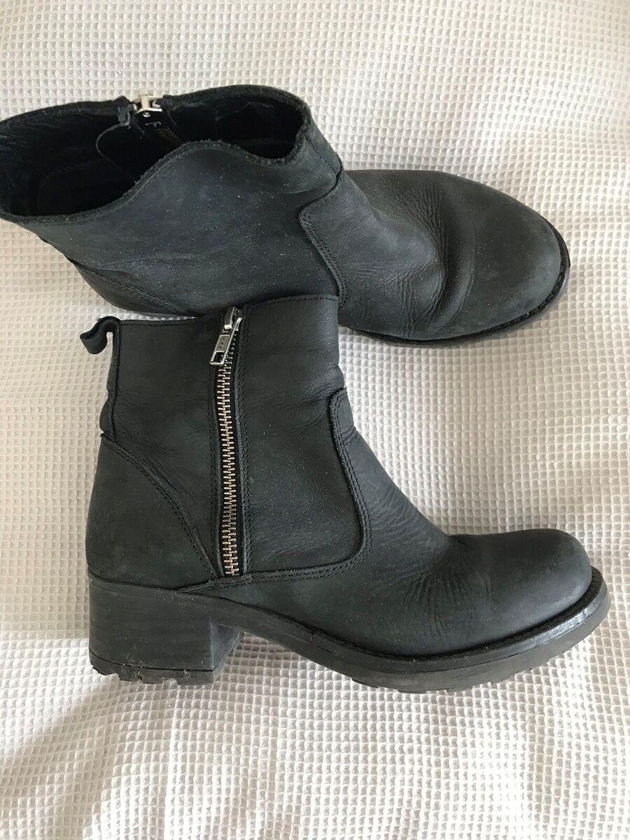 Støvler, str. 37, Nelly Shoes - dba.dk - Køb og Salg af