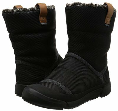 171e8139 Clarks Ladies Pull-on Boots TRI ASPEN GTX Black Textile UK 6.5 / 40 RRP  £110 | eBay