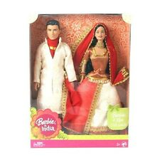 Barbie Barbie and Ken in India Mattel | Limited edition | Free  Ship