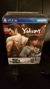 Yakuza 6: The Song Of Life (After Hours Premium Edition) [PS4] [2018] [New!]