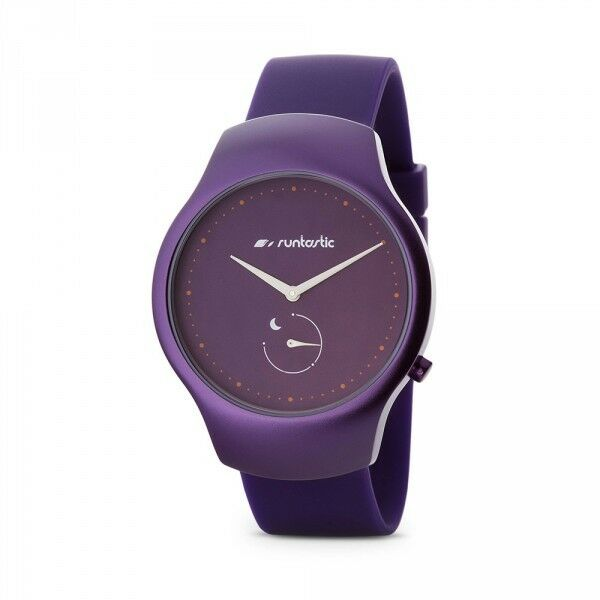 Runtastic Smartwatch momento diverdeido-Ciruela runmofu1