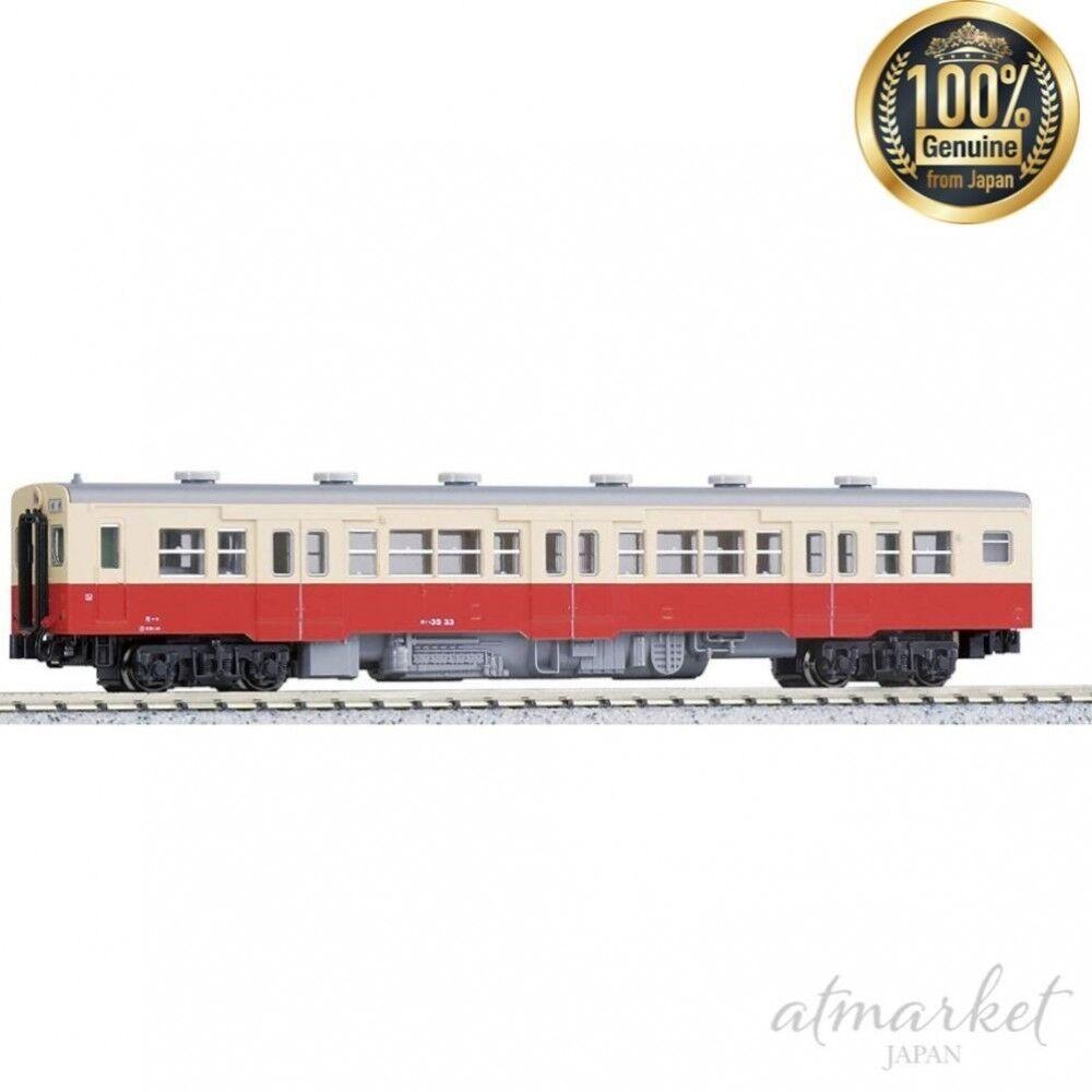 KATO 6074-1 N Gauge Kiha 35 General color M Model Train Diesel Car from JAPAN