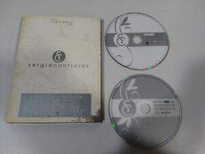 SERGIO-CONTRERAS-EDICION-LIMITADA-CD-DVD-CAJA-DESPLEGABLE-EXTRAS