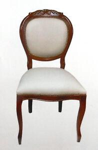 Sedie Da Soggiorno In Legno.Arte Povera Sedia Da Soggiorno Modello Ovale In Legno Seduta
