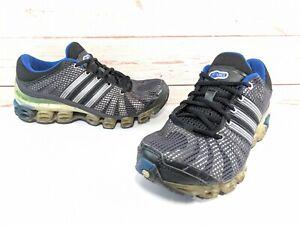 ADIDAS-MICROBOUNCE-LT-Sneakers-Running-Shoes-Men-039-s-Size-7-Black-Blue
