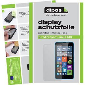 2x-Microsoft-Lumia-640-screen-protector-protection-guard-anti-glare