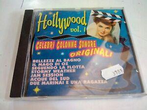 CD-HOLLYWOOD-CELEBRI-COLONNE-SONORE-ORIGINALI-VOL-1