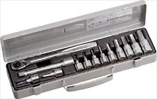 TONE 1/2 inch 12.7mm Hexagon Socket Wrench Set, 400M, Made in JAPAN