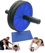 RUOTA ABS Addominali Esercizi Palestra Fitness Allenamento Forza CORPO MACCHINA A RULLI