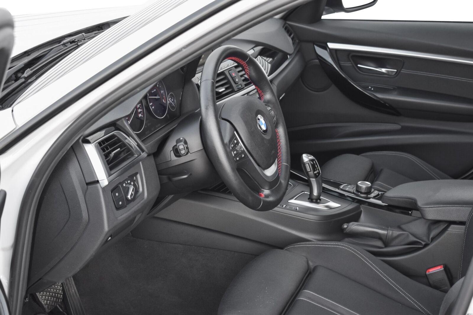 BMW 320d 2,0 Touring Sport Line xDrive aut. - billede 8