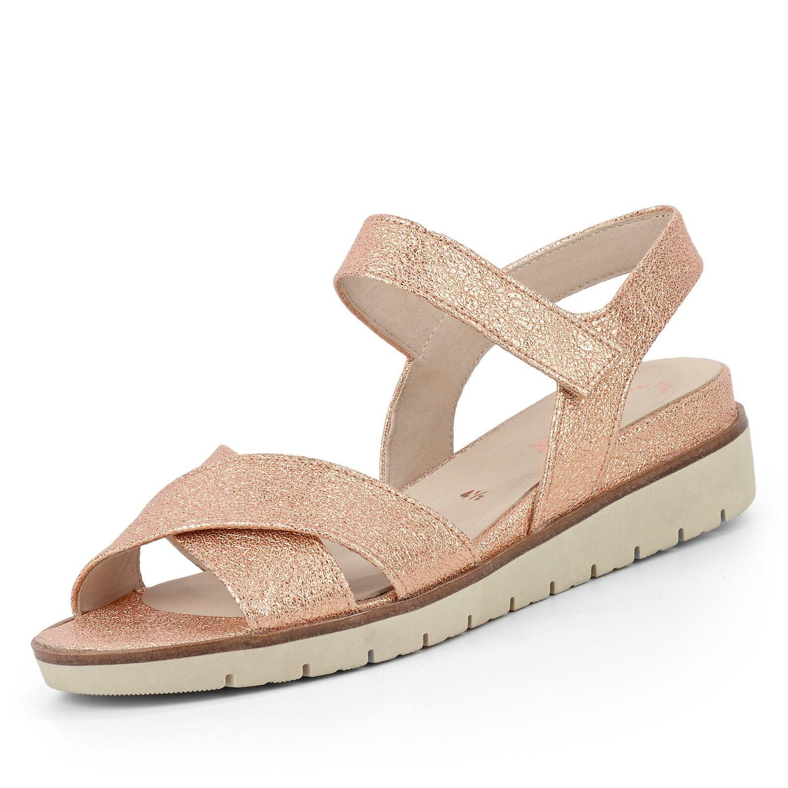Gabor Damen Sandale Sandalette Sommerschuhe Schlupfschuhe Absatzschuhe Schuhe