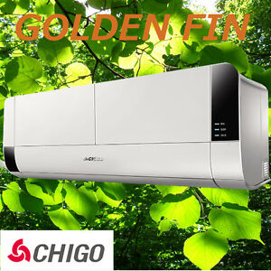 chigo split klimaanlage quick connector inverter 12000 btu. Black Bedroom Furniture Sets. Home Design Ideas