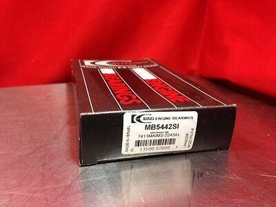 King Engine Bearings MB5442SI Main Bearings For Ford Mazda Duratec 2.0L