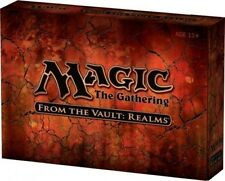 MAGIC FROM THE VAULT REALMS Cofanetto VUOTO - EMPTY BOX
