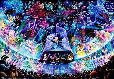 "Jigsaw Puzzles 1000 Pieces (Hologram) ""Disney! Orchestra"" / Tenyo / 1000-399"