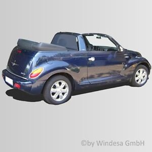 Chrysler Pt Cruiser Convertible Wind Deflector Wind Stop