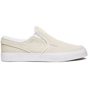 9e2b596d1f0b61 Nike SB Zoom Stefan Janoski Slip-On Shoes - White Light Bone White ...
